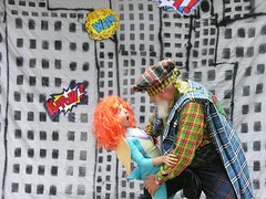 Torf captures the Queen of the Dragons (jere7my) Tags: camp plymouth backdrop superheroes wham tartan pinewoods dancecamp kapow malka soundeffects torf rscds