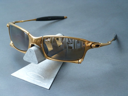 763b5644b9e Oakley X Squared™ Limited 24K w Titanium Iridium Polarized - a photo ...