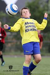 IMG_9830 (Joep von Berg) Tags: soccer voetbal rosmalen sportfotografie jeugdvoetbal ojcrosmalen