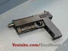 USP .45 Pistol (ZaziNombies) Tags: life 45 size pistol handgun usp zazinombies
