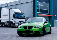 Green Machine. (Nick Bianchin) Tags: green car club java spider insane awesome melbourne 360 super ferrari bmw burnout m3 audi lamborghini epic supercar v10 r8 laverton 458 mscc