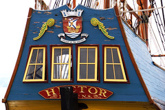 DSC01882 - The Hector (archer10 (Dennis) (66M Views)) Tags: blue canada novascotia sony free hector dennis tallship jarvis iamcanadian pictou freepicture dennisjarvis archer10 dennisgjarvis hectorheritagequay nex7 18200diiiivc
