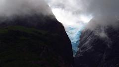 Mountain Top Glacier 1 (Dan Beland) Tags: stewartbritishcolumbia glacier glacierblue colored mountain mountaintop highaltitude canada northamerica artistic art nature canonsx720hs