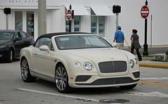 Bentley Continental GTC W12 (SPV Automotive) Tags: bentley continental gtc w12 convertible exotic sports car white