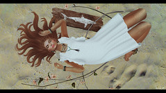 TH3874473282016 (kev Brunswick / karlab) Tags: arcadegacha astralia belleza beusy bokeh genesislab izzies nudolu secondlife secondlifeevents summer theseasonsstory theseasonsstorysummersun {anc} sand