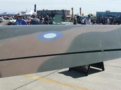 "Supermarine Spitfire MK.XIV 111 • <a style=""font-size:0.8em;"" href=""http://www.flickr.com/photos/81723459@N04/28615335554/"" target=""_blank"">View on Flickr</a>"