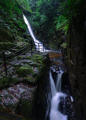 Double Deck (Yohsuke_NIKON_Japan) Tags: shimane unnan fall waterfall 1635mm nikon kumomi sanin     nature logexposure