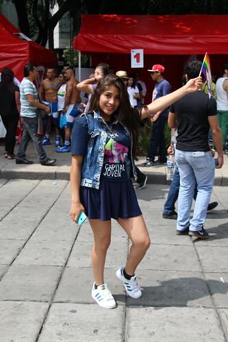 AHF Mexico Pride - June 25th, 2016