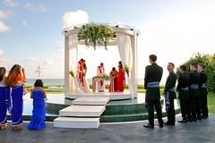 Yusuf & Saira's Wedding (yohanawu) Tags: bali wedding sunset indonesia seminyak villa party ceremony signingweddingcertificate mothers bride groom bridemaids bestmen inlaws seaside seaview love