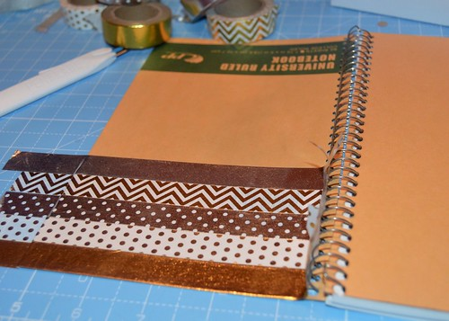 in process notebook