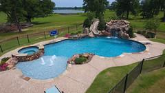 Allison Pools - Freeform Swimming Pool (Allison Pools) Tags: boswell oklahoma unitedstates us