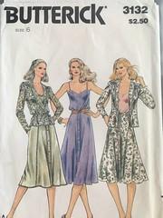 3132 (mrogers1@uw.edu) Tags: dress jacket camisole skirt 1980s blouse vintage lingerie