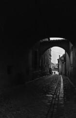 Sibiu (Firescu.C) Tags: nikonfm nikkor28mmf2ai 28mm ilforddelta400 monochrome film bw romania manual epsonv600