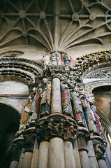 Prtico del Paraso (Flaquivurus) Tags: ourense galicia cathedral church medieval art catedral architecture orense