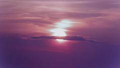 Sunset Sky (Apollo51x) Tags: sky sunset nature sun skylight sunlight bright skies horizon glow purple waterfront clouds background climate weather scenery light
