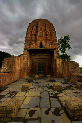 Laxman Temple, Sirpur, Chhattisgarh (Satyajeet Sahu) Tags: chhattisgarh sirpur temple hinduism history historic clouds rainyday architecture canoneos600d wideangle