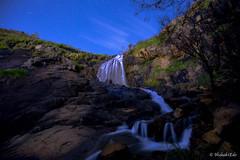 Lesmurdi Falls (Hideaki Edo) Tags: lesmurdifalls water waterfall nature night sky stars