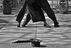 TANGO A LA GORRA (ala_j22) Tags: tango calle street baile bailarines buenos aires argentina dancers sensuality tamron2470f28 nikond7000
