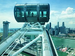 Singapore Flyer, Singapore (November 2015) (OzMark17) Tags: singapore ferriswheel flyer singaporeflyer marinabay