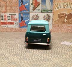 Dutch IFA F9 Kombi, 1953 (dougie.d) Tags: ifa diorama dutch dkw 143 1950s scale model car modelcar modelauto automodel whitebox ixo 1953 wartburg eisenach zwickau veb