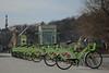 MOL Bubi / Bicycle sharing network in Budapest (bencze82) Tags: budapest hungary magyarország canon eos 700d tavasz spring voigtländer apolanthar 90mm f35 slii fővám tér kerékpár bicycle rental mol bubi sharing network
