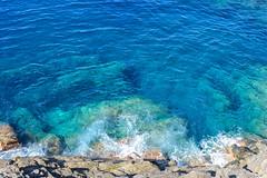 (ola_alexeeva) Tags: italy terre 5      cinque september sun  liguria  mountains sea seaside   riomaggore  riomaggiore water stone