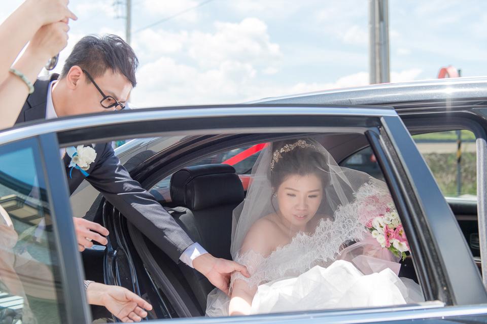 台南婚攝 情定婚宴城堡永康館 婚禮紀錄 C & V 087