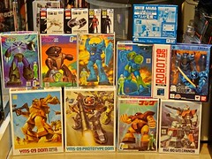 Recent Arrivals  Vintage Reissue Gundam Plastic Kits & Star Wars Diecast Toys  24 Sep 2016 (My Toy Museum) Tags: recent arrival arrivals bandai gundam reissue vintage plastic kit tomy metacolle diecast star wars anime action figure gouf