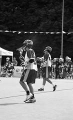 Espaa (combustiblewater) Tags: blackandwhite bw amsterdam analog spain player espana spanish espanol lax athlete lacrosse ec europeanchampionships