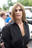 Carine Roitfeld Paris Fashion Week Fall / Winter 2013 - Armani Couture - Celebrity Arrivals Paris, France