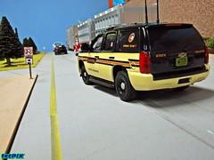 Tennessee Highway Patrol Chevy Tahoe (Phil's 1stPix) Tags: tennesseehighwaypatrol chevytahoe strike field force tennessee diecast diorama replica 1stpix 1stpixdiecastdioramas hobby diecastdiorama collectible miniature police cop trooper lawenforcement policediecast policemodel policecar 143scale 143vehicle 143diorama 143tahoeppv tahoepolice tennesseetahoepolice firstresponsereplicas 2011 tahoe 2011tahoe mobilestriketeam diecastmodel diecasttruck diecastcar dioramamaker scalemodel highwaydiorama highwaypatrol emergencydiorama diecastcollection diecastvehicle lawenforcementdiecast lawenforcementreplica thp