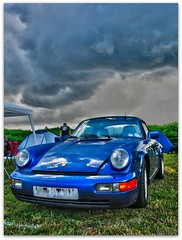 Le Mans Classic 2012 (Ian Peacock - Taking time out) Tags: storm clouds oloneo hdrengine lemans2012