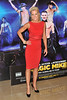 Natalie Lowe Magic Mike UK film premiere held at the Mayfair Hotel. London, England