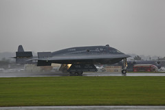 B2 STEALTH BOMBER 'SPIRIT OF NEW YORK' (John Ambler) Tags: new grim reaper spirit b2 stealth bomber usaf 82 2012 fairford riat of yorkaf 1068at
