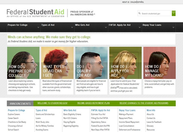 StudentAid.gov