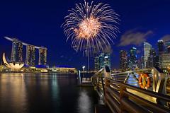 AT1 DSC_2187 (Andrew JK Tan) Tags: travel skyline nikon singapore cityscape fireworks rehearsal celebrations ndp nikkor sands 2012 mbs d800 skypark marinabay nationaldayparade artscience lioncity 1424mm