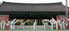 Korea_Taekwondo_Namsan_40 (KOREA.NET - Official page of the Republic of Korea) Tags: korea seoul southkorea     republicofkorea  kukkiwon koreantraditionaldance    rpubliquedecore poblachtnacir taekwondo koreankoreandancekorearepublicofkorearepubliquerepubliquedecoreerpubliquerpubliquedecorecirkpoplondon2012londonolympicolympicgamesseoulculturalcenterkoreaculture supporterskccukkociscanonnikonphotoolympicphototaekwondokukkiwonkoreandancekoreantraditionaldancenamsanseoulnamsanhanokvillagehanokkoreatraditionalhousefandancekorean