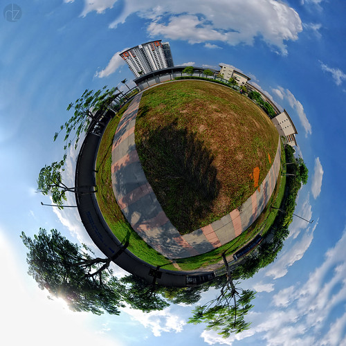 Monash University Sunway Campus: Planet Mode
