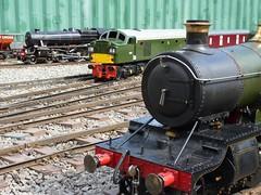 Echills_0164 (#mikecole#) Tags: uk miniature trains warwickshire 4330 45440 725inch kingsburypark d326 echillwoodrailway