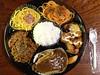 20120804 ファミマ×ガリタ食堂「ごはんに超合うんですけど  弁当」 1,960kcal (sashtronik) Tags: white italian rice noodle bentou yaki meat
