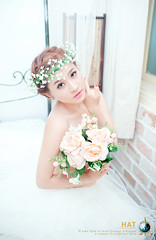 Bridal (Hatphoenix) Tags: cute sexy girl beautiful beauty angel asian model asia charm teen lovely kute weading hatphoenix