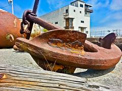 anchor (Rellphotos) Tags: camera landscape phone anchor