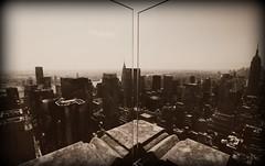 Cornered (Nick Stewart2) Tags: nyc usa newyork america skyscraper manhattan empirestatebuilding topoftherock thebigapple therockefellercenter therockefellercentre