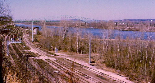 Missouri River, Jefferson City (Mo.), 7 March 1981