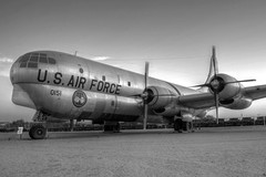 boeing kc-97g stratotanker (Matt Ottosen) Tags: arizona museum nikon tucson space air wing pima boeing 9th strategic hdr aerospace kc97 d90 pimaairspacemuseum photomatix stratotanker pasm kc97g 9thstrategicaerospacewing 530151