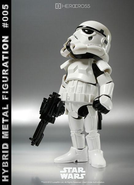 新材質、新比例,Q版白兵!