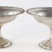 S46. Pair of Gorham Sterling Silver Compotes
