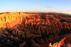 Sunrise at Bryce Point (Troy Wohlford) Tags: sunrise canon utah troy canyon bryce wohlford