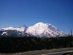 Rainier from Sunrise