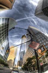 Freedom Tower, NYC (Paul Cowell) Tags: nyc usa newyork america canon worldtradecenter wtc freedomtower paulcowell